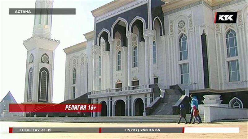 Детям могут запретить ходить в мечети и церкви без старших