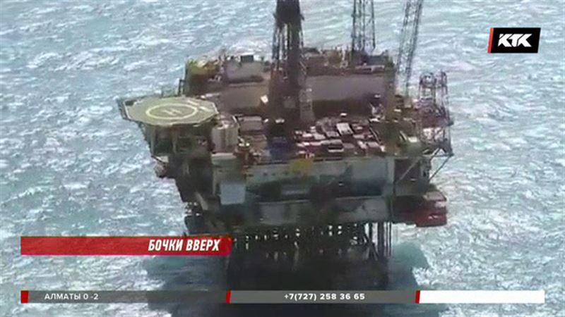 Нефть показала двухлетний максимум
