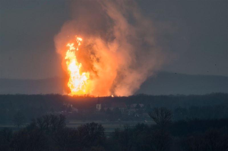 Полиция Австрии назвала причину взрыва на газовом хабе