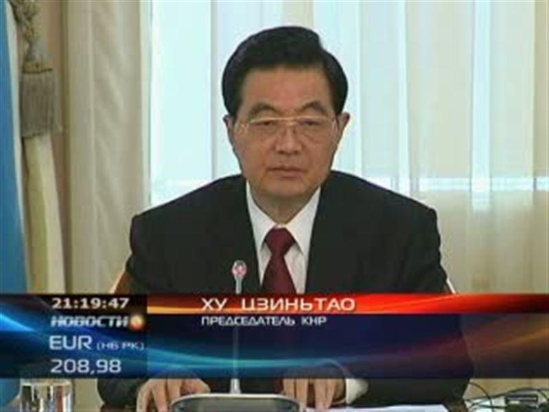 Соглашение об официальном обмене валют подписали главы Нацбанка Казахстана и Народного банка Китая