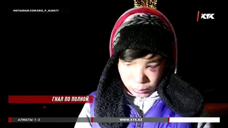 Алматинский подросток угнал 11 машин