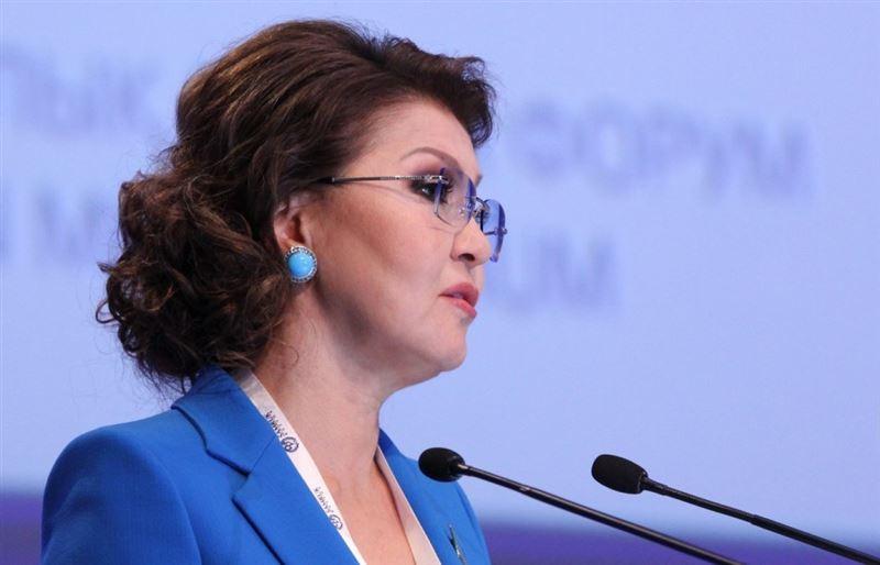 Дариға Назарбаева кеншілердің ереуіліне қатысты түсініктеме берді