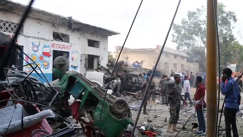 Подробности о взрыве в полицейской академии в Сомали