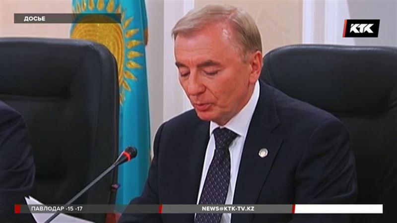 Экс-глава Конституционного совета будет работать в Фонде Первого Президента