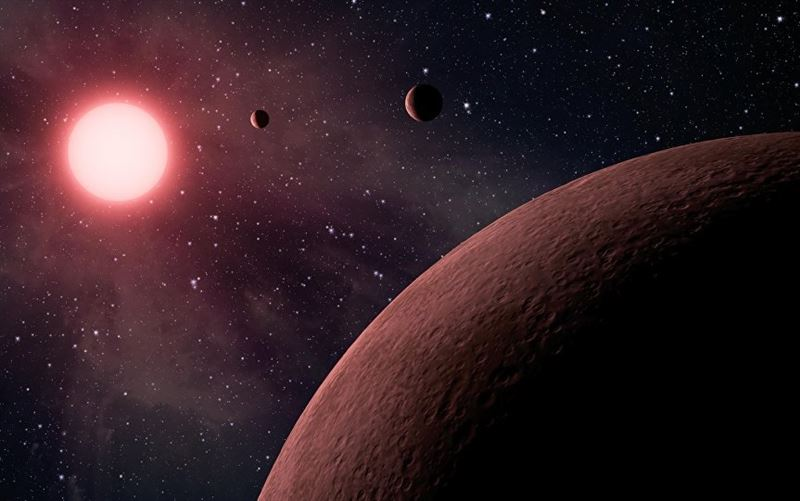 ВИДЕО: Сотрудники NASA обнаружили вторую Солнечную систему