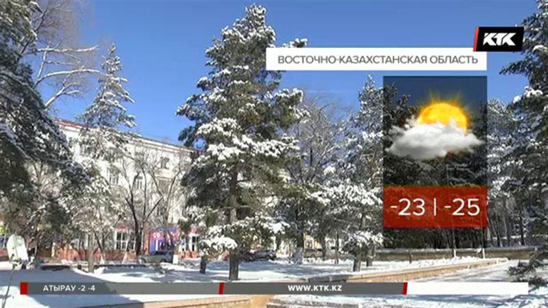 Праздники в Казахстане будут морозными