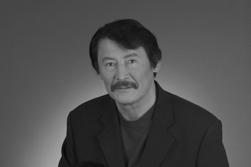 Скончался казахстанский актер Куман Тастанбеков