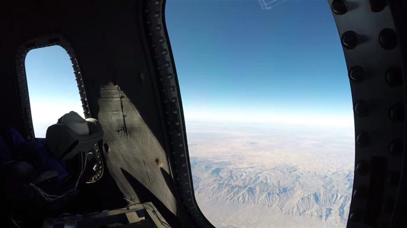 ВИДЕО: Полет в космос глазами астронавта