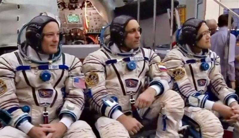 «Союз МС-07» кемесі Халықаралық ғарыш станциясына жетті