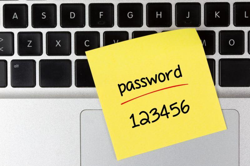 Эксперты составили список самых неудачных паролей 2017 года