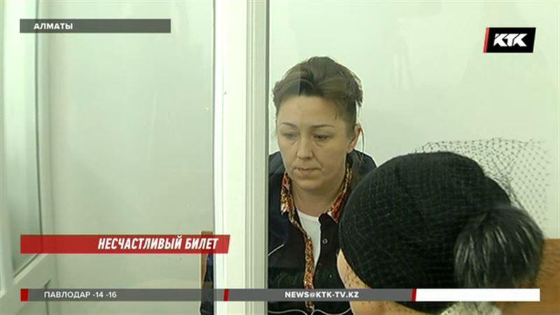 Экс-кассира Алматинского зоопарка осудили