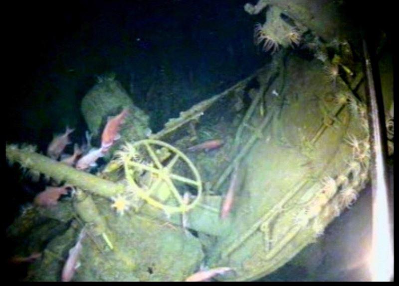 ФОТО: Нашлась пропавшая более 100 лет назад подводная лодка