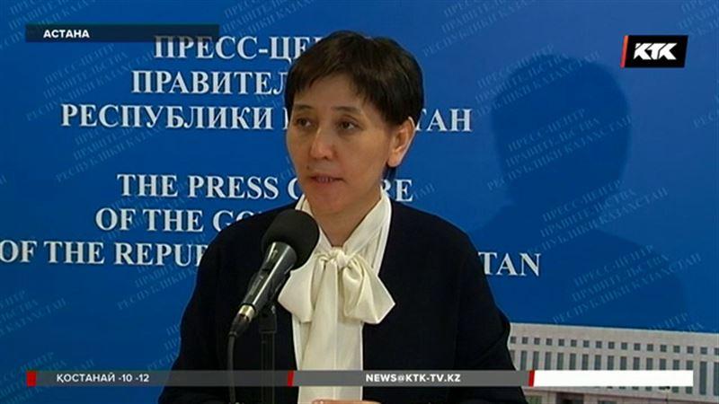 Тамара Дүйсенова ереуілдеткен шахтерлерге неге бармағанын айтты