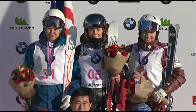 Казахстанка взяла «серебро» на этапе Кубка мира по фристайлу в Китае