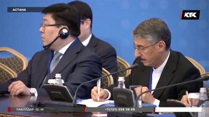 В Астане начался восьмой раунд переговоров по сирийскому конфликту