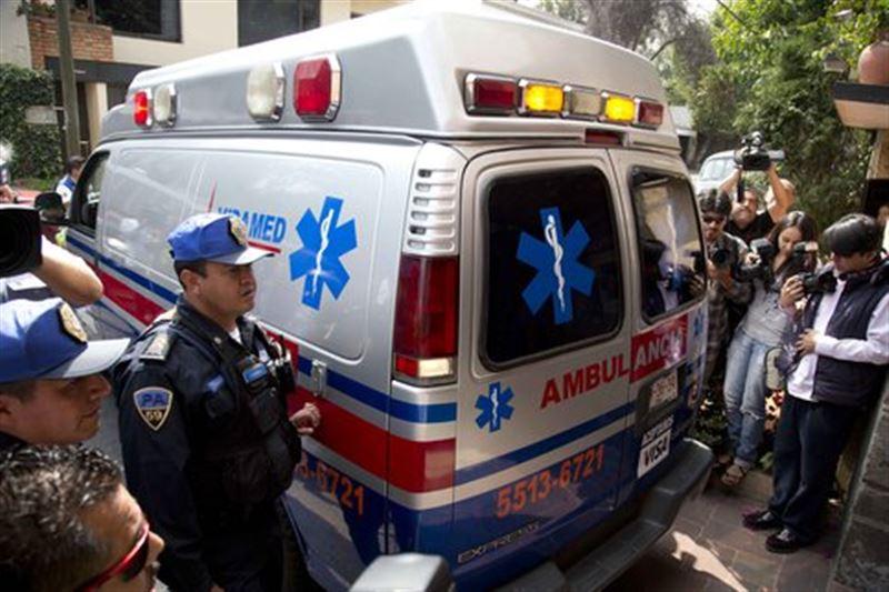 Самолет с туристами разбился в Мексике