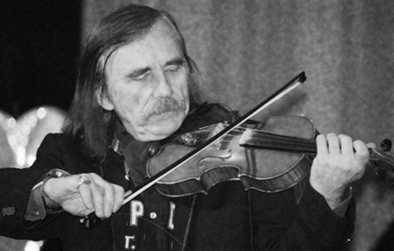 Ушел из жизни музыкант Валентин Бадьяров