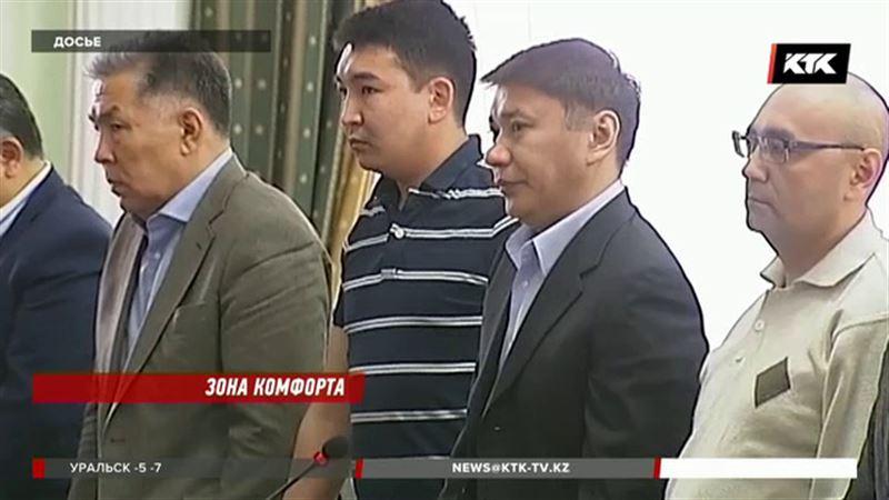 Руководство тюрьмы, где сидит Талгат Ермегияев, накажут