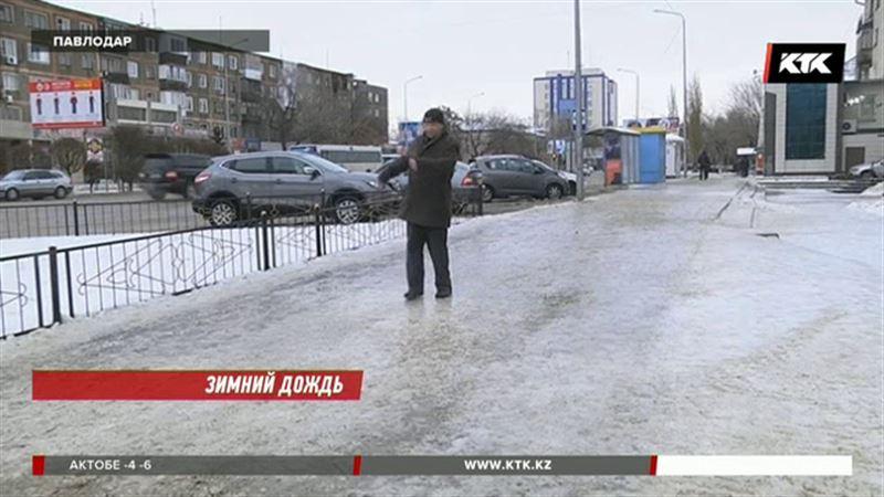 Занятия в школах отменяют из-за декабрьских дождей