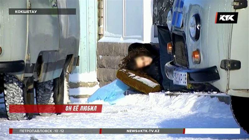 Житель Кокшетау намеренно задавил свою гражданскую жену