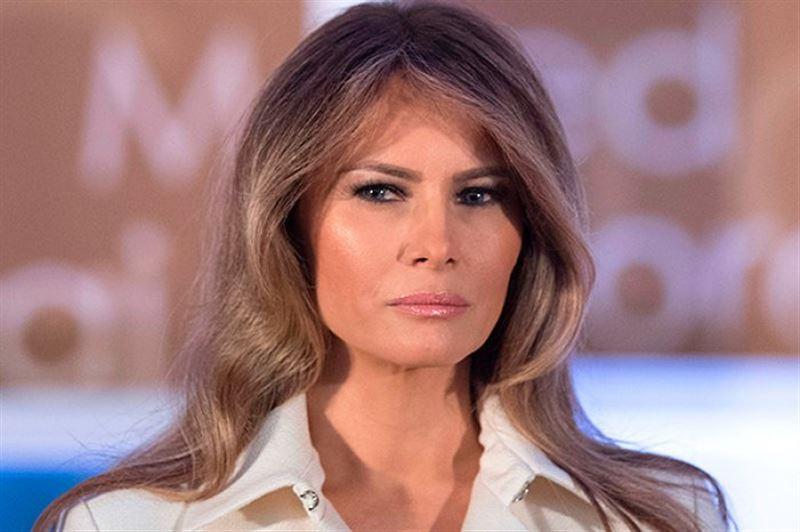 Мелания Трамп распорядилась спилить 200-летнюю магнолию у Белого дома