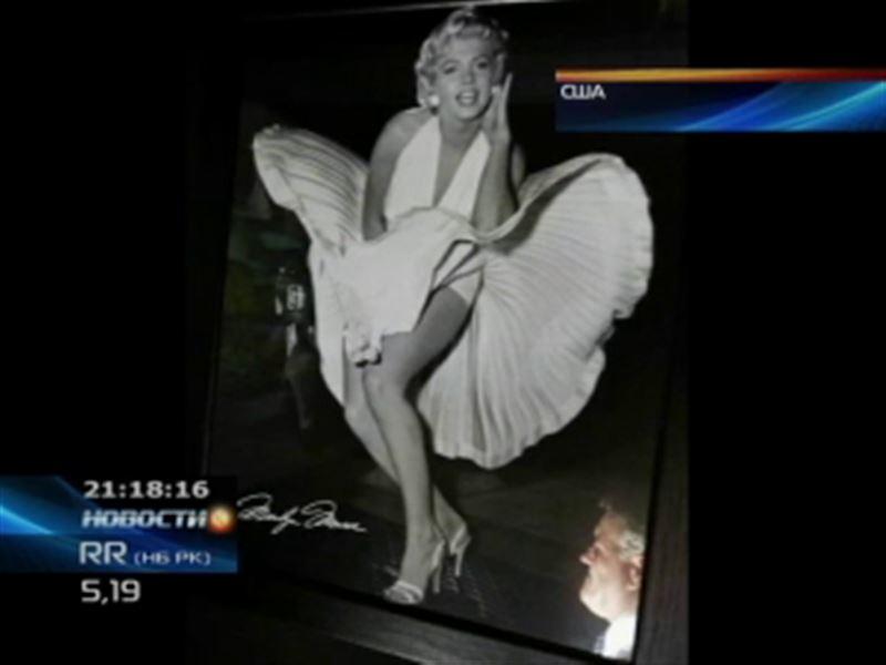 Знаменитое белое платье Мэрилин Монро продано на аукционе