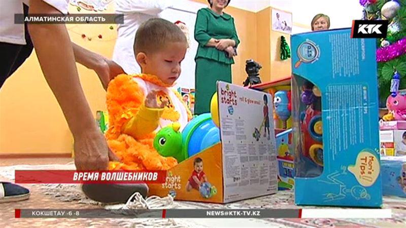 Монтессори-класс оборудуют для особенных детей в Алматинской области