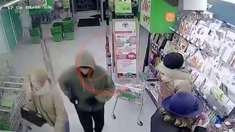 Санкт-Петербургте жарылыс жасаған адам видеоға түсіп қалды