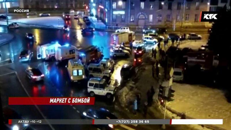 После взрыва в Санкт-Петербурге 8 человек попали в больницу