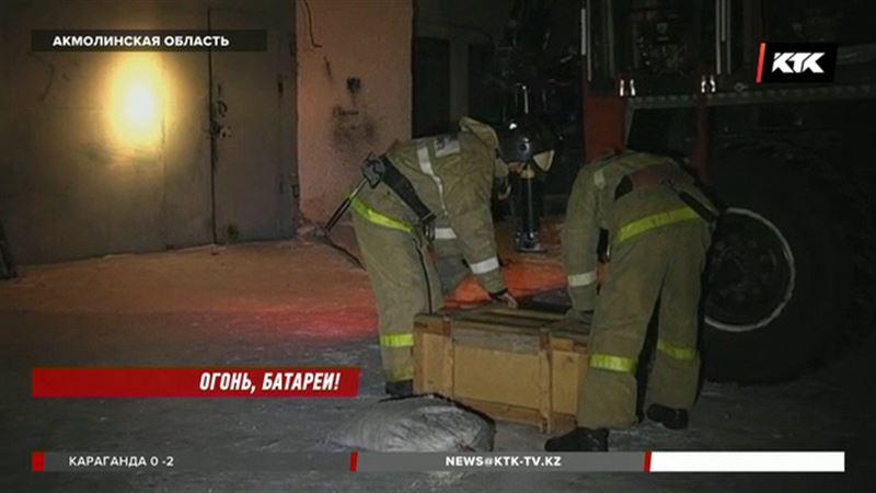 В Щучинске взорвалась котельная, погиб человек
