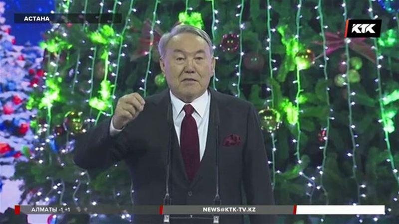 Нурсултан Назарбаев рассказал, где отметит Новый год