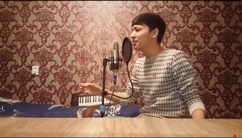ВИДЕО: Өзбекстанда Қайрат Нұртастың әнінің кавер-нұсқасы жазылды