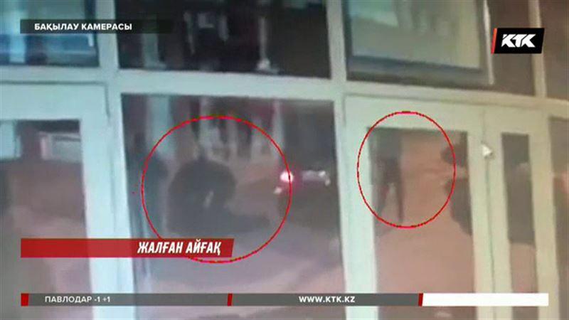 Қызылордада жас жігіттің көлігіне қасақана есірткі тастаған полицейлердің әрекеті видеоға түсіп қалды