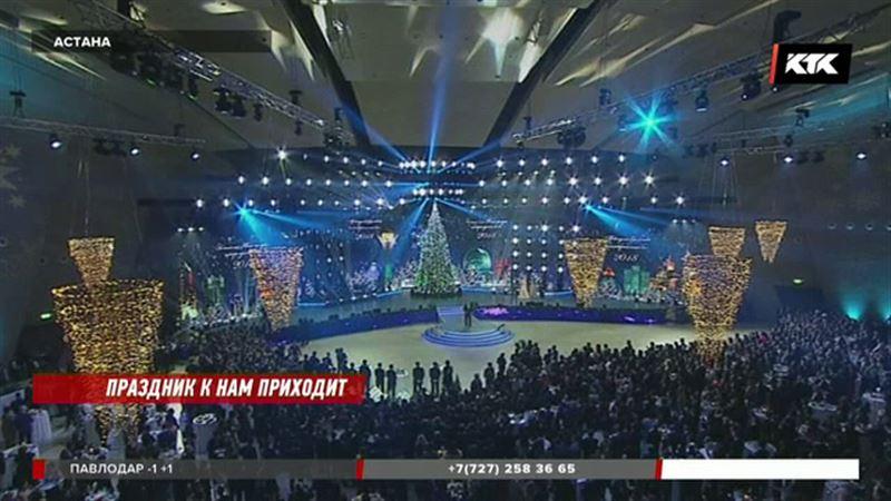 Нурсултан Назарбаев: «Счастье в каждом из нас»