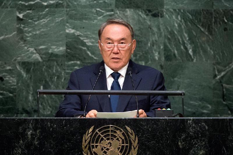 Нұрсұлтан Назарбаев БҰҰ Қауіпсіздік Кеңесінде өтетін брифингке қатысады