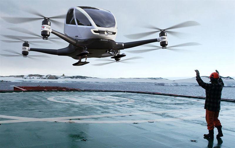 Эксперты Forbes считают, что первые летающие автомобили поступят в продажу в этом году