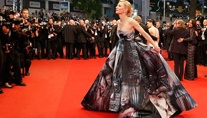 Кейт Бланшетт 71-ші Канн кинофестивалінің қазылар алқасын басқарады