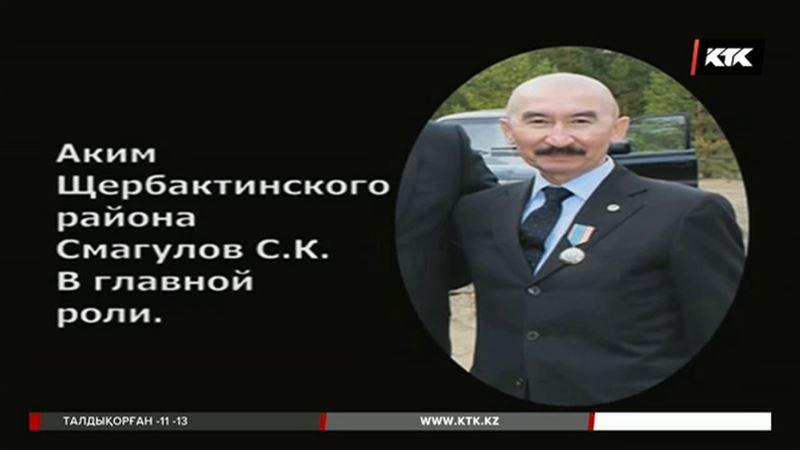 Павлодар облысында ірі көлемде ақша бопсалады деген күдікпен кәсіпкер ұсталды