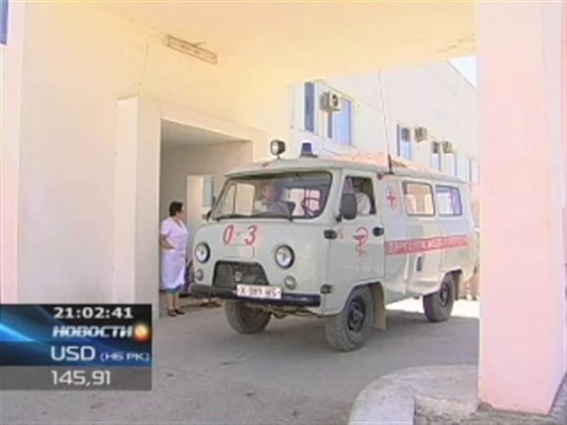 В ЮКО сразу троих человек госпитализировали с подозрением на сибирскую язву