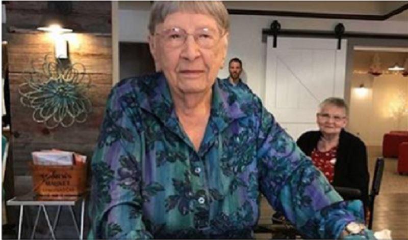 104-летняя американка уверена, что секретом ее долголетия является диетическая кола