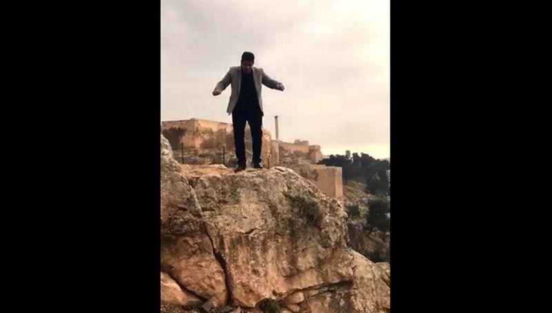ШОК (18+): В Турции многодетный отец в день рождения упал со скалы, делая видео на память