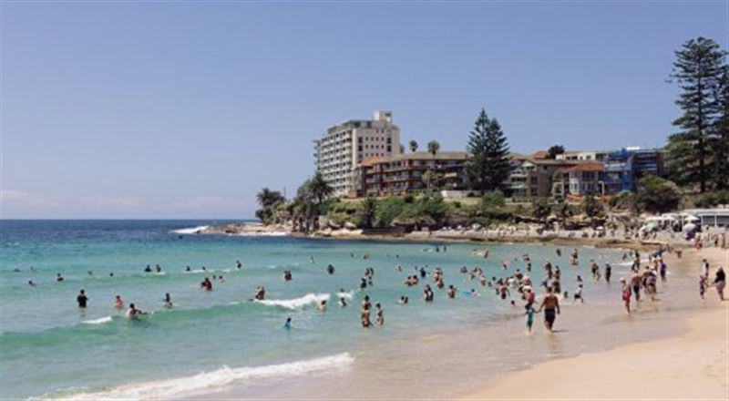 Сиднейде соңғы 80 жылда болмаған жоғары ауа температурасы тіркелді.