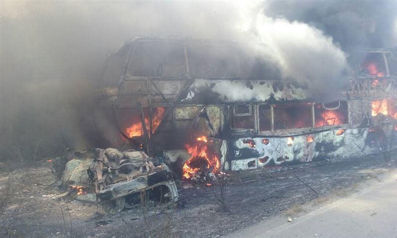 ФОТО: В Венесуэле произошла авария на трассе, погибли 7 человек