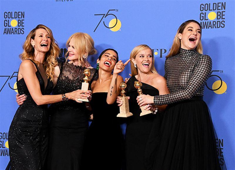 «Золотой глобус 2018»: полный список победителей