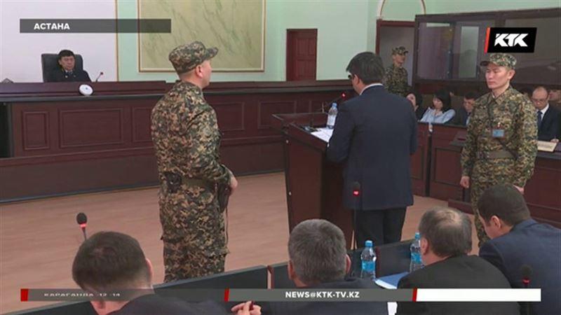 Экс-министр на скамье подсудимых повинился перед народом и президентом