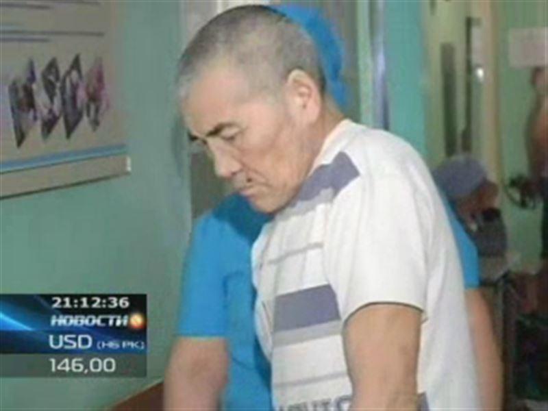 В Семее установили личность пациента больницы Красного Полумесяца