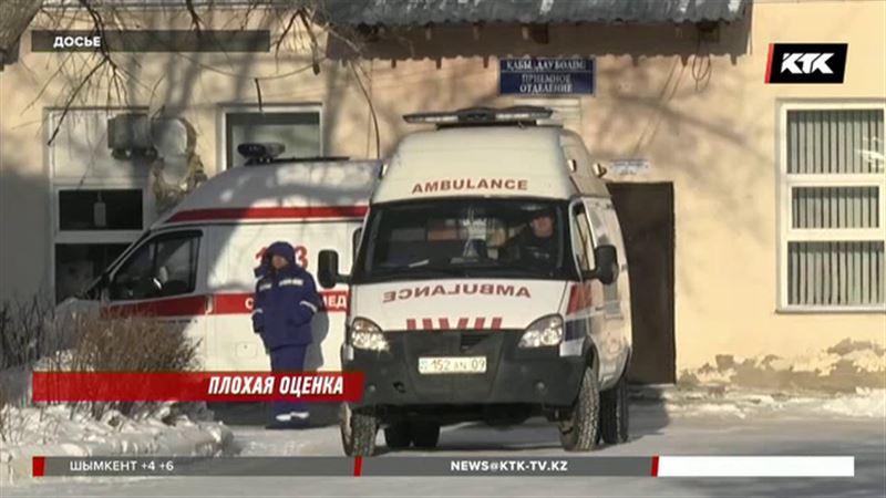 Главврачам карагандинских больниц, где скончались дети, объявили выговоры
