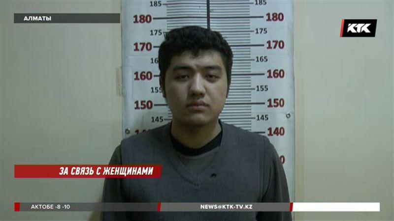 В Алматы грабители нападают на женщин