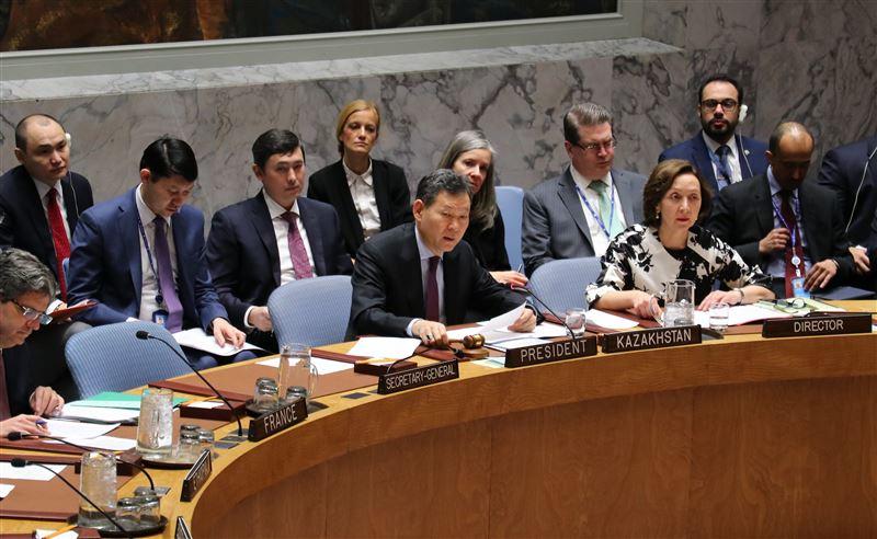 В СБ ООН прошло заседание по ситуации в Демократической Республике Конго