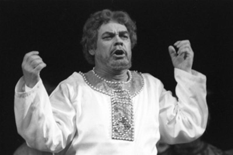 Ушел из жизни оперный певец Александр Ведерников